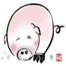 Alan Chinese zodiac sign (pig) icon