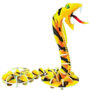 June Chinese zodiac sign (snake) icon